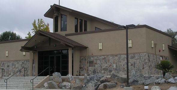 First Methodist Church Sanctuary Addition: Loomis, CA